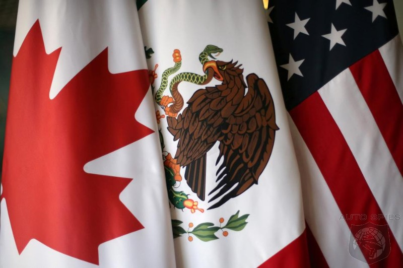 NAFTA Be Damned: Mexico And Canada Show Little Interest In Balancing Trade With US