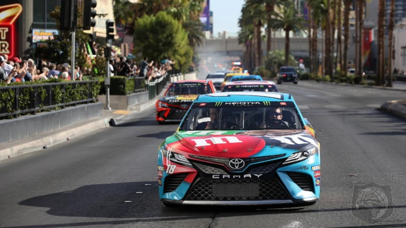 NASCAR Looks At Street Courses To Freshen Up Series