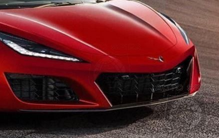 If The 2020 Mid Engine Corvette Looks Like This Are You Taking Out