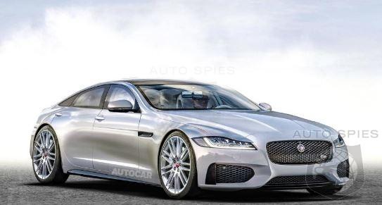 Jaguar S Xj To Live On As Super Luxury Hybrid Sedan