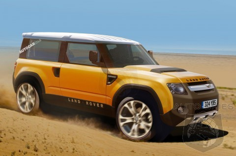 Land Rover To Assault The Market With 16 New Models By 2020