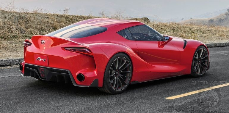 Toyota To Deliver On Promise Of Emotion   2 Additional Sports Cars After  Supra