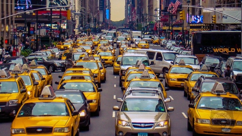 New York City To Impose Congestion Charge On Vehicles In City