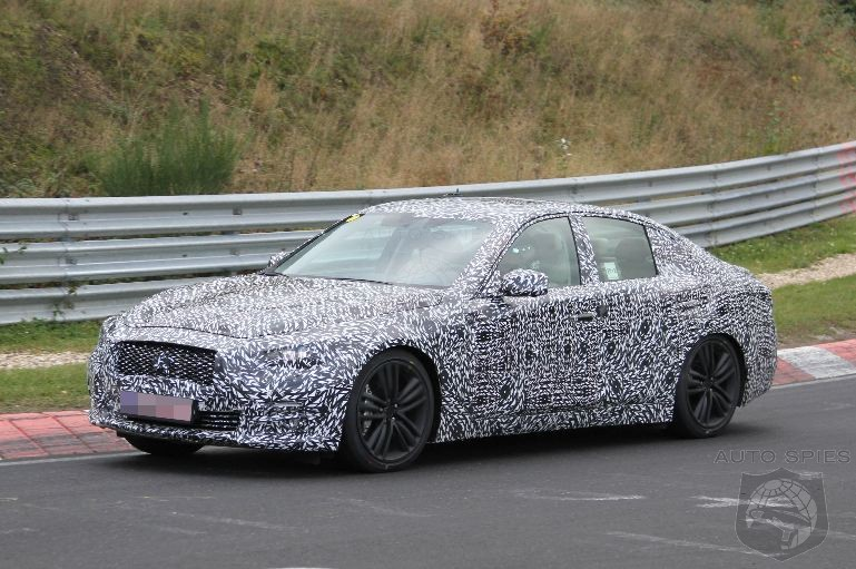 Infiniti Believes That Next Gen G Will Be The One To Crack The 3-Series Nut