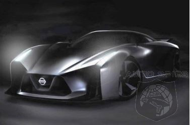 Is The Nissan Vision Gran Turismo Concept  A Hint Of the Next Gen GT-R?
