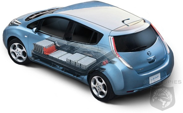 Nissan Leaf Battery Replacement >> Nissan Prices Replacement Battery Pack For Leaf EV At $5500 Plus Installation - AutoSpies Auto News