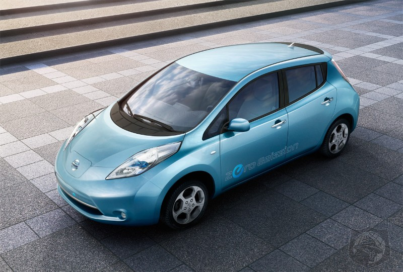 Nissan Bolsters Battery Warranty On Leaf Models In Effort To Spark Confidence
