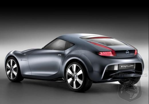 Nissan Planning To Introduce Sports Car To Tackle The FR-S