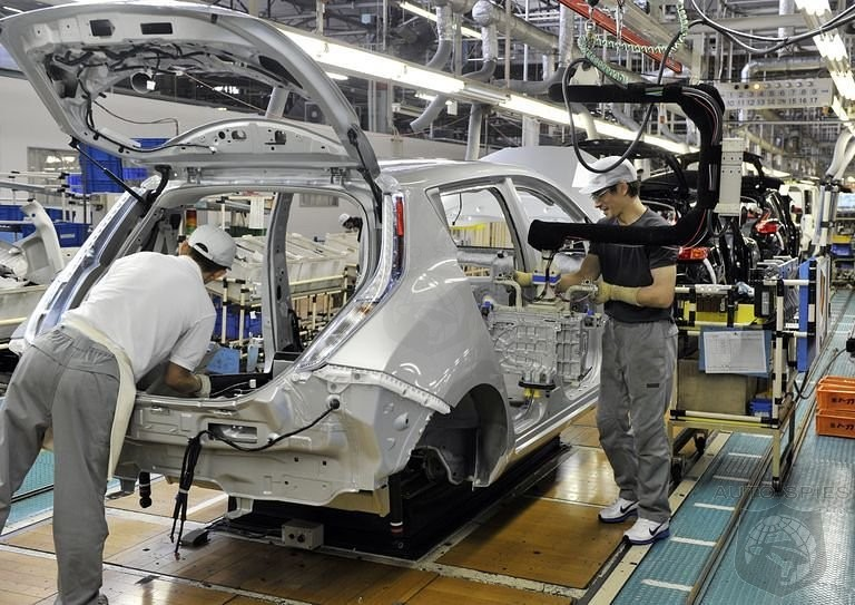 Toyota Tells Union High Wages Are a Bad Thing For Employement
