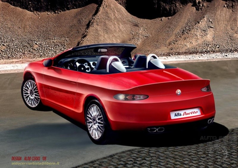 Fiat And Mazda Reach A Deal To Produce New Alfa Romeo Duetto
