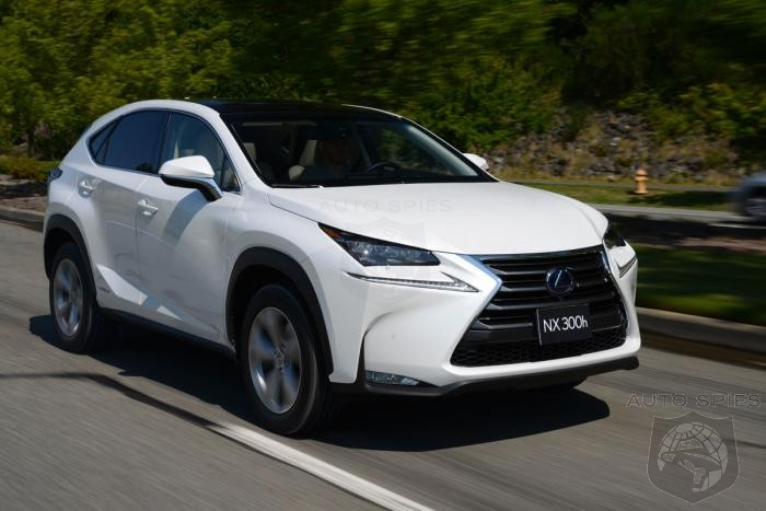 DRIVEN: Lexus NX300h Let Down By Hefty Weight And Uninspired Powertrain
