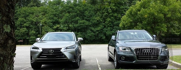 Lexus NX200t Vs Audi Q5:  Which One Trips Your Trigger More As A Luxury SUV?