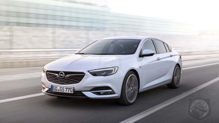 Opel Confirms It Will Build Future Buick Models For GM