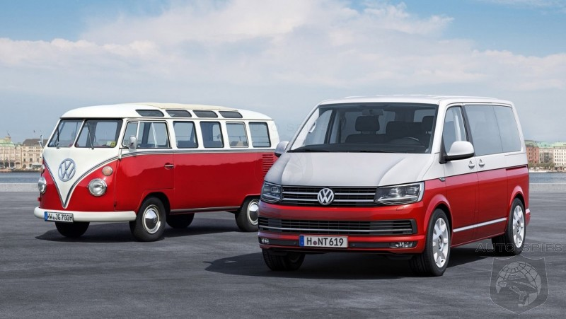 Apple Inks Deal With Volkswagen To Develop Autonomous Vans