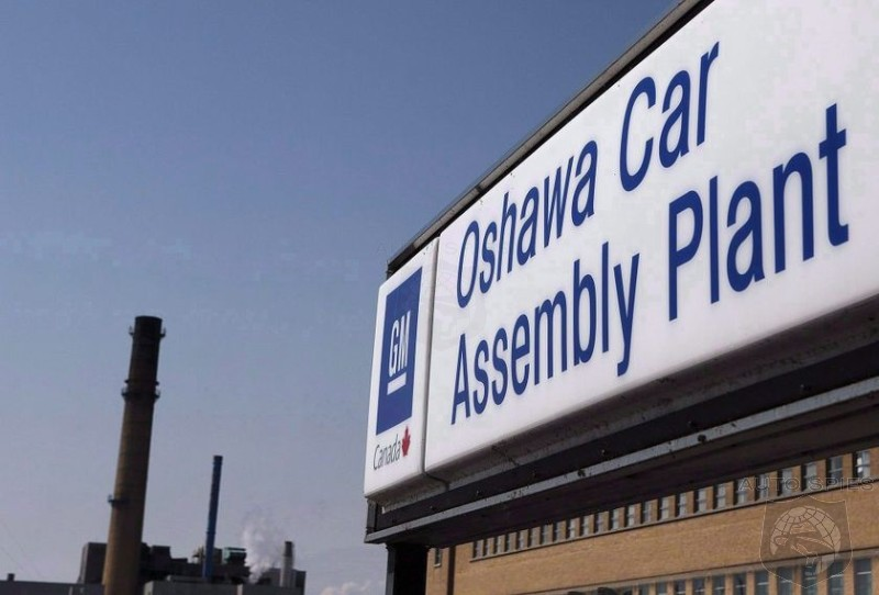 Collateral Damage: GM Lays Off 1200 Canadian Workers Due To UAW Strike