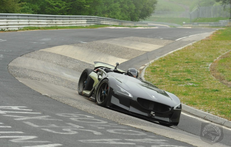 Famed Nurburgring Track Goes Up for Sale - Who Should Buy It?