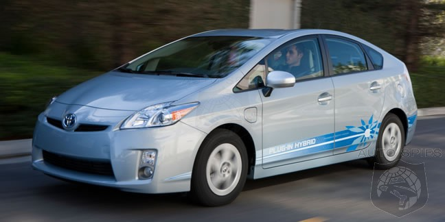 Toyota Announces Online Ordering System For Prius Plug-in Hybrid