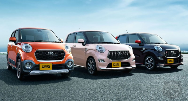 Toyota To Scale Back Models In Japan As Consumers Lose Interest In Cars