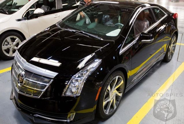 Cadillac Executive Admits ELR Is Not The Answer To Tesla - Didn't We Already Figure That Out?