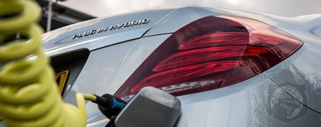 UK Discontinues Hybrid And PHEV Incentives To Focus On EVs