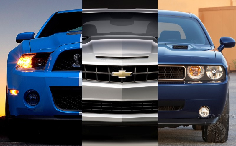 If You Only Had 30k For A Pony Car Would It Be Camaro Mustang Or Challenger