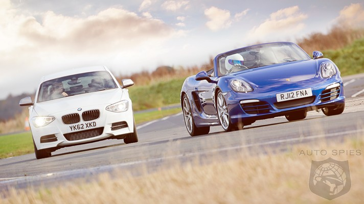 Porsche Boxster VS. BMW M135i Which Is The Better Sportscar?