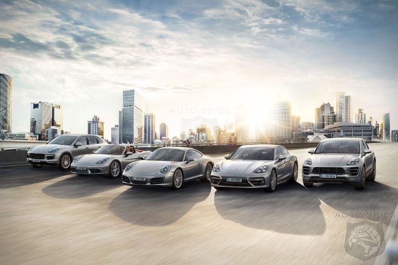 Is Porsche's New Passport The Way You Are Going To Drive Your Next Sports Car?