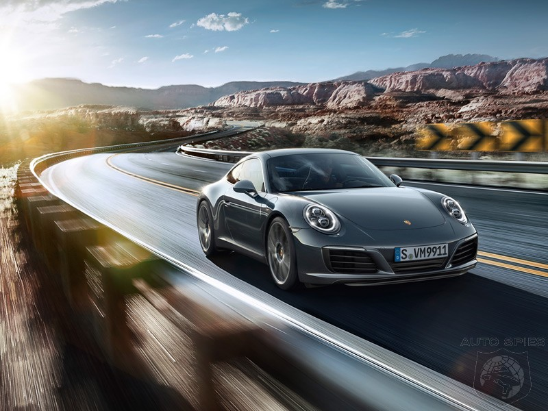 Running The Numbers - Porsche Makes An Incredible Average Of $17,250 On Every Vehicle Sold