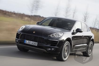 Porsche Open For Orders Of Four Cylinder Macan In UK Market - Should We See It In The US?