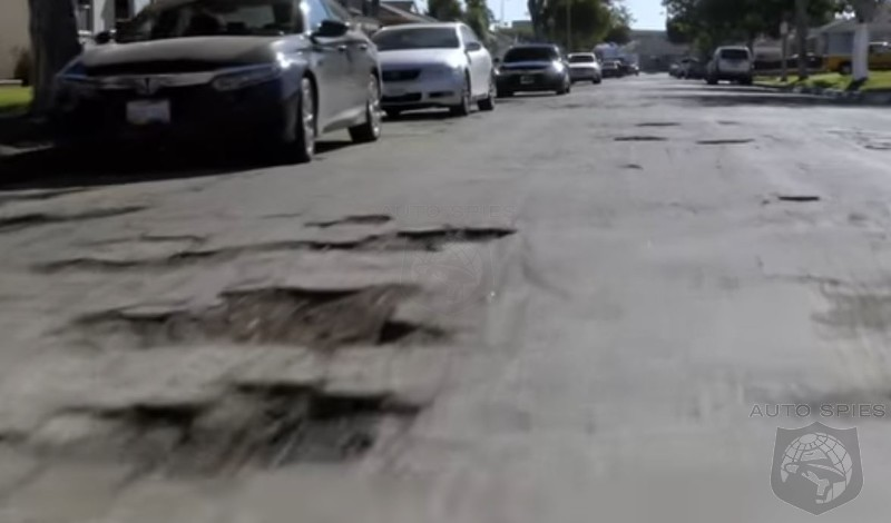 Google Self Driving Technology Finally Begins To Recognize And Map Pot Holes