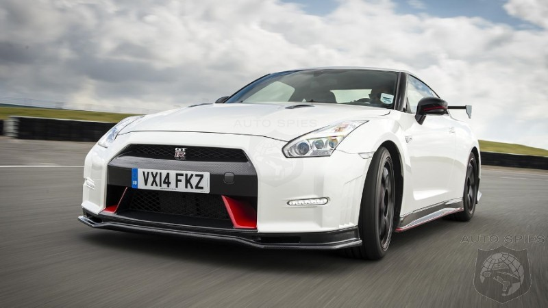 Nissan Wants To Move Existing Gt R Into The Premium Realm What