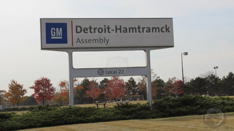 Detroit-Hamtramck Assembly Plant To Be The First All EV Factory For General Motors