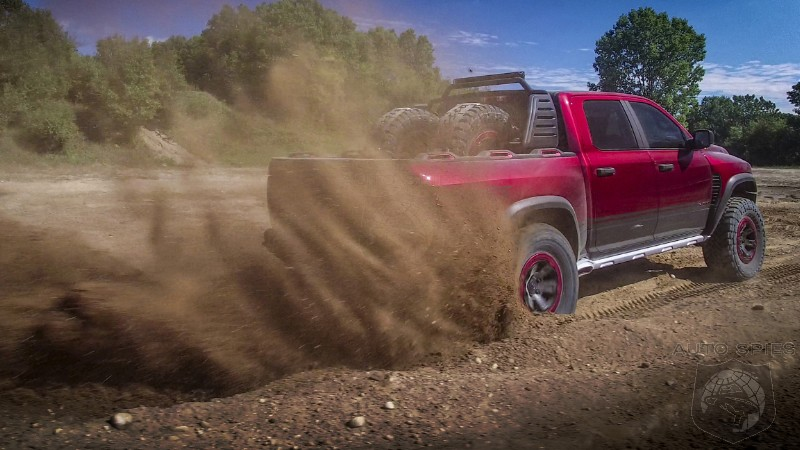 Ram Rebel TRX Details Revealed And It's Going To Be A MONSTER!