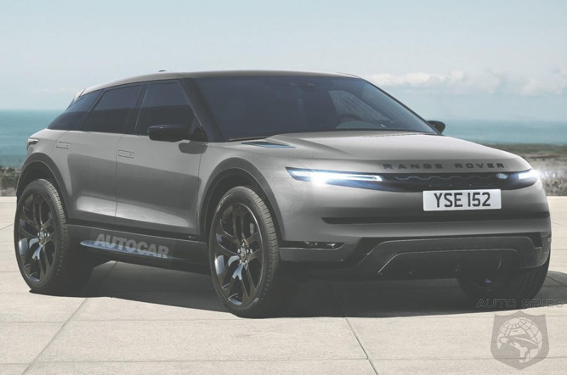 Land Rover's EV Range Rover To Be Designed Primarily For Pavement Use