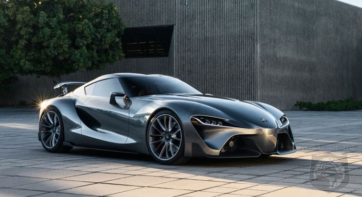 STUD OR DUD? Toyota Teases Real World Supra Concept - Are You A Believer Now?