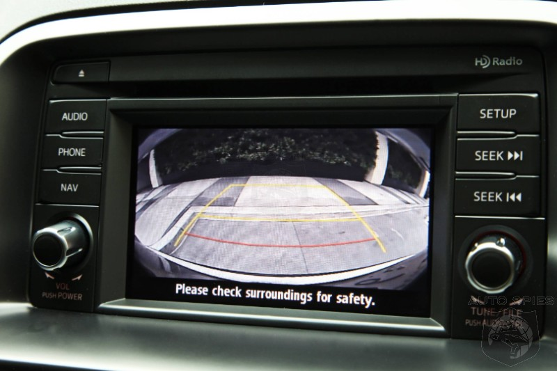 Rearview Camera Requirements To Boost New Vehicle Prices By $200