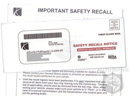 Are We Only Concerned With Safety If It Is Convenient? 1 In 4 Recalled Cars Are Never Repaired