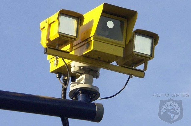Washington DC Rakes In Record Profits - Decides To Double Traffic Cameras To Raise More Revenue