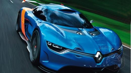 Renault Alpine Concept Leaks Ahead Of Monaco Debut