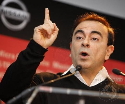 Ghosn Tells French Workers They Need To Worry Less About Wages And More About Productivity