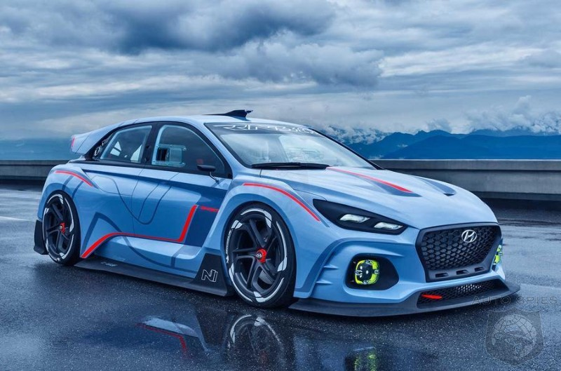 Hyundai To Release Second N Performance Model In 2018 - What Should It Be?