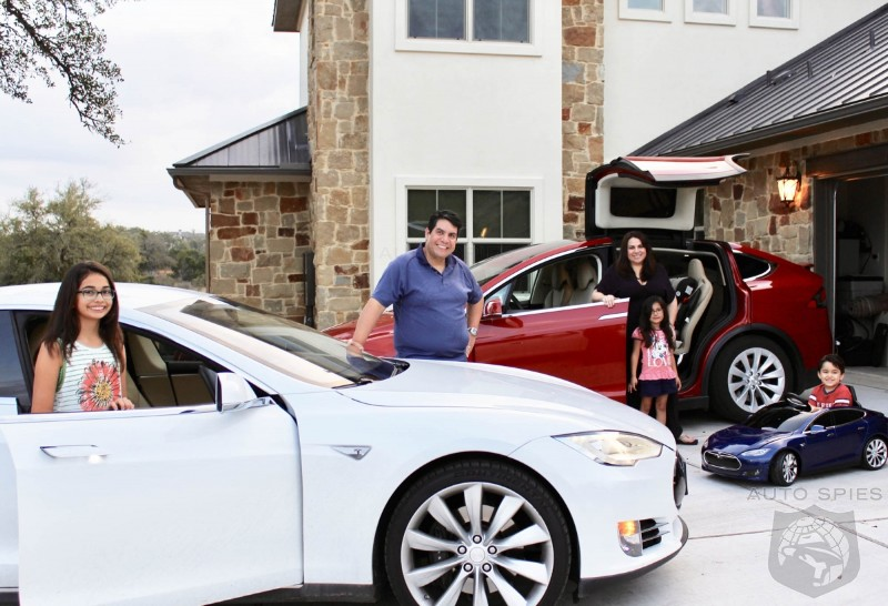 Supply Orders For Tesla Indicate Production Of 1 Million Vehicles This Year