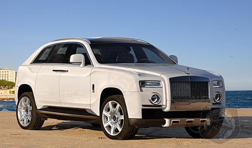 Rolls Royce Starts SUV Development - What Should It Have To Make It A