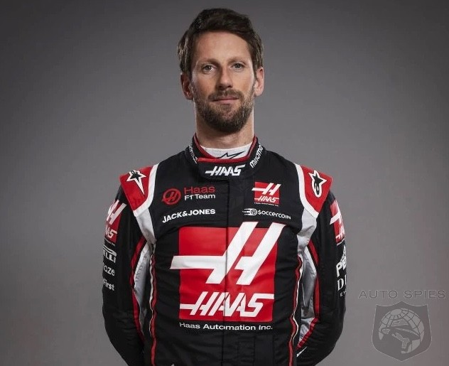 Haas Racing Pull Ex F1 Driver Romain Grosjean's Indy Car Contract For The Most Sobering Reason