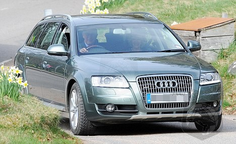 Audi Offers Royal Family A 60 Discount To Drive Their