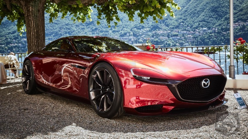 Rotary Powered Mazda RX9 To Return To Showrooms In 2020