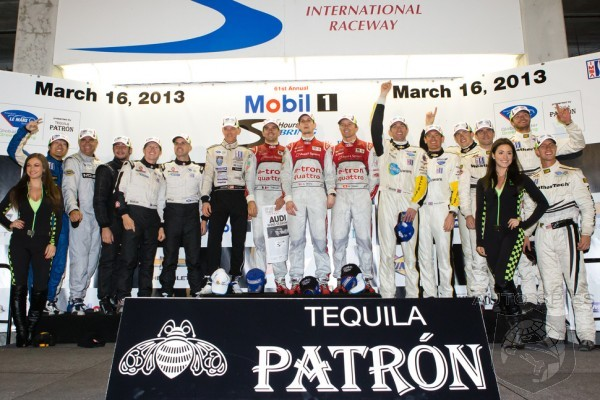 Audi Hybrids Dominate 12 Hours Of Sebring - Honda And Corvette Score class Wins