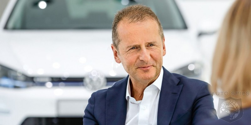 VW Chairman Denies That A Tesla Tie Up Is In The Works