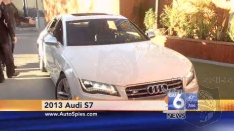 Agent001 Answers The Question Everyone Is Asking: Is 2013 Audi S7 A Poser Or A Player In The Luxury Segment?