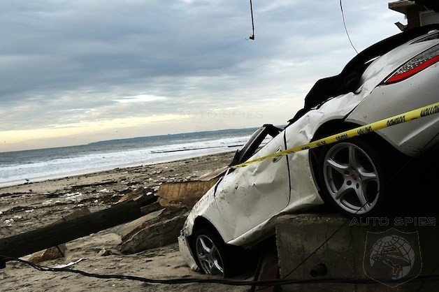 Hurricane Sandy Boosts Used Car Prices Upward $1000 Or More
